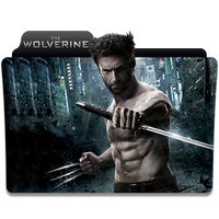 The Wolverine folder icon