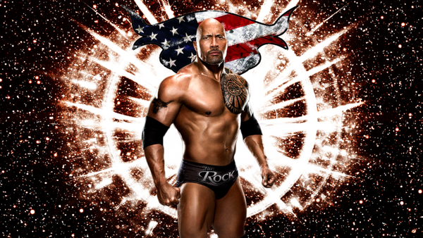 The Rock Wallpaper By Jithinjohny