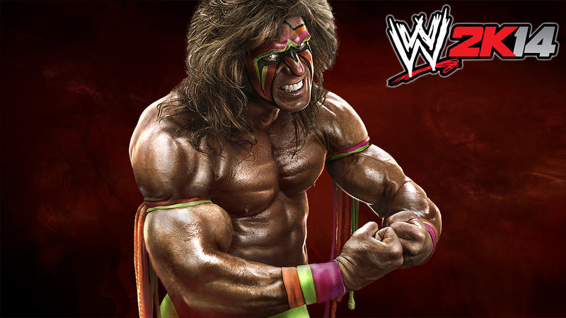 WWE 2K14 Ultimate Warrior Wallpaper by jithinjohny on ...