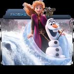 Frozen 2 Folder Icon by jithinjohny