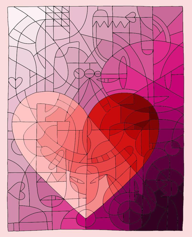 Fella Valentine Contest 1 by Aura3107