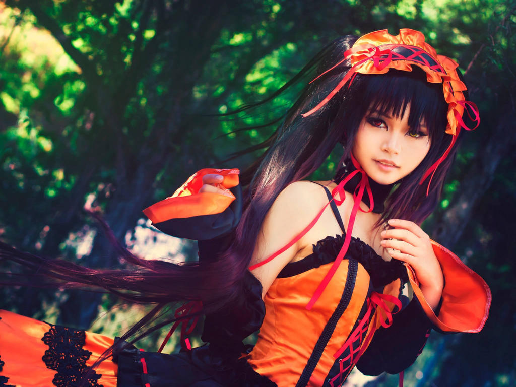 Kurumi Tokisaki Cosplay From Date A Live by DatAsianChick