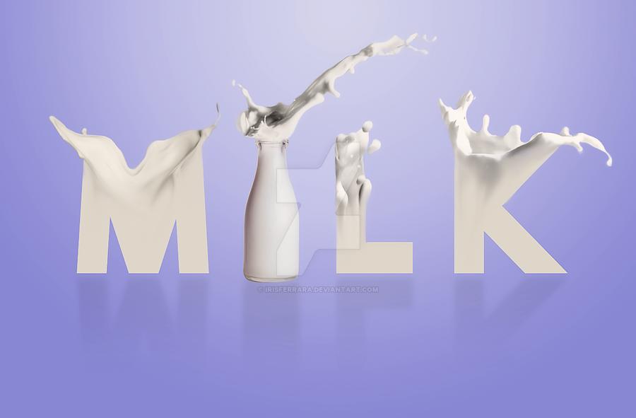 Milk by IrisFerrara