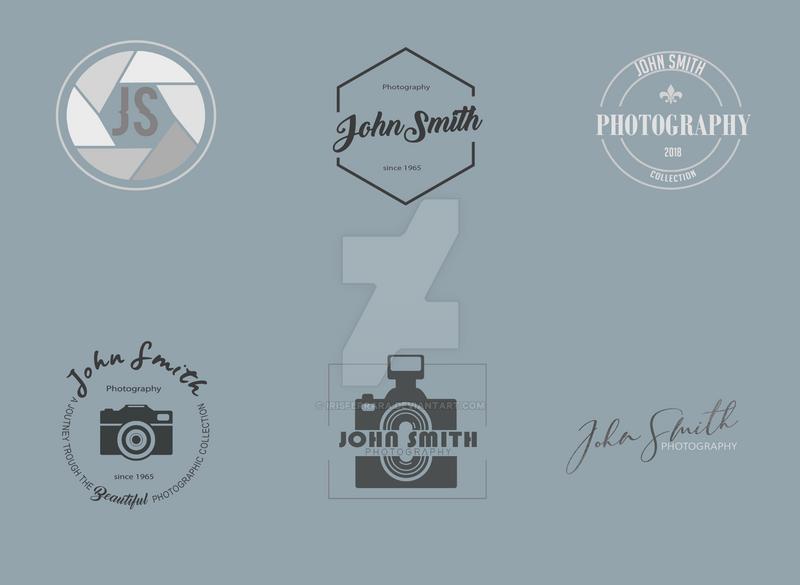 Logo for Photographer by IrisFerrara