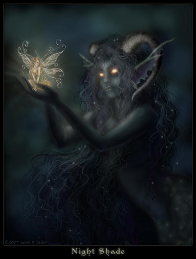 Night Shade by MisticUnicorn