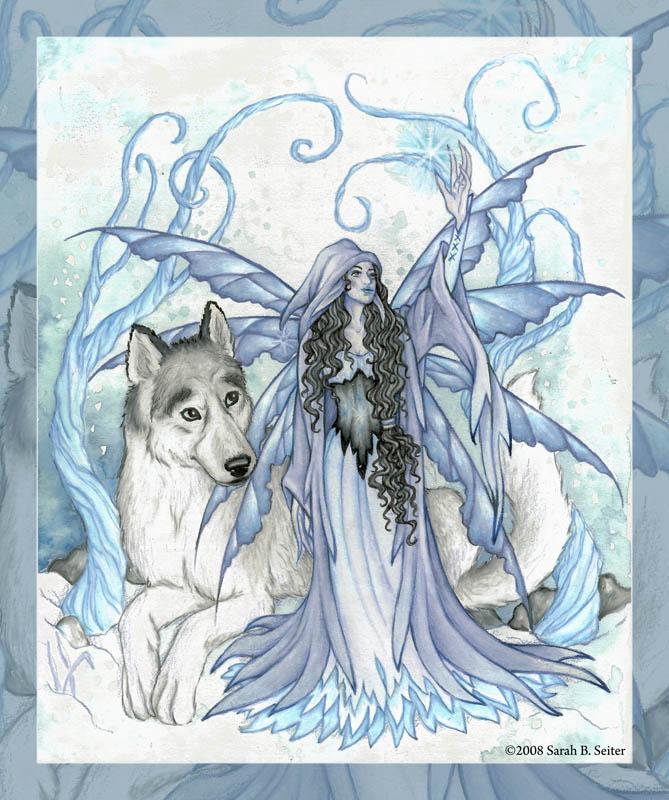Winter Fairy by MisticUnicorn on DeviantArt