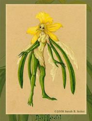 Daffodil by MisticUnicorn