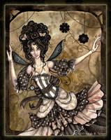 Steampunk Paperdoll by MisticUnicorn