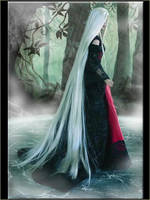 Sadera - Gothic Beauty 2 by MisticUnicorn