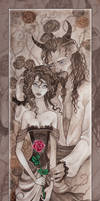 The Rose - Beauty's Beast by MisticUnicorn