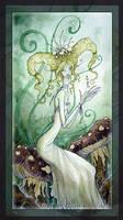 Mushroom Fairy by MisticUnicorn
