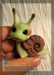 Slimey the Snail BJD