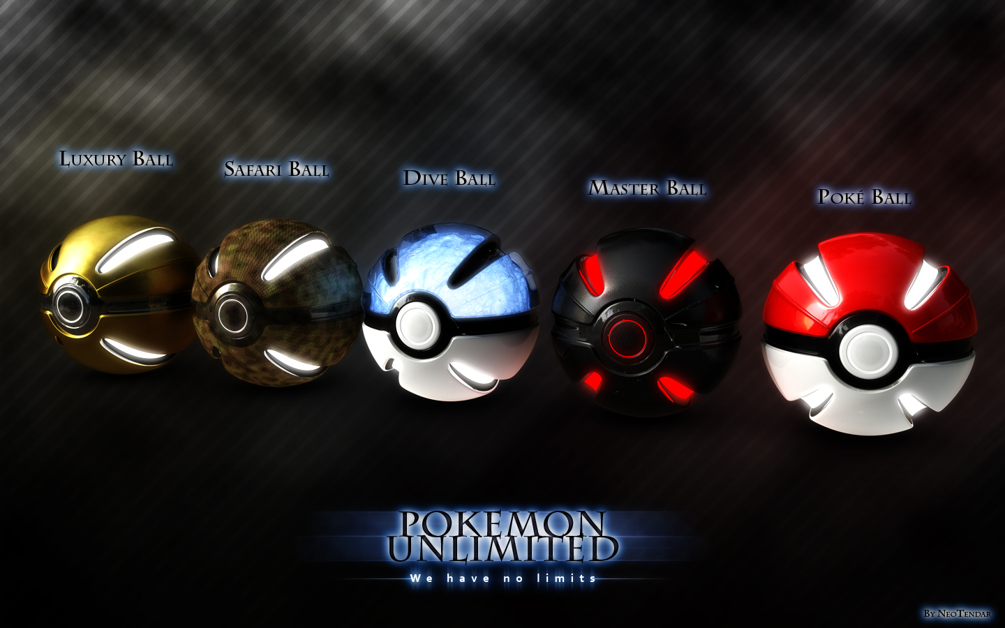 Pokemon Unlimited By Neotendar On Deviantart
