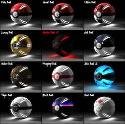 PokeBall: NEXT by NeoTendar