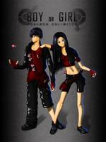 PKMN: Boy or Girl ? by NeoTendar