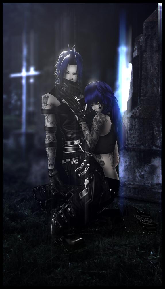 Dark Blue by NeoTendar