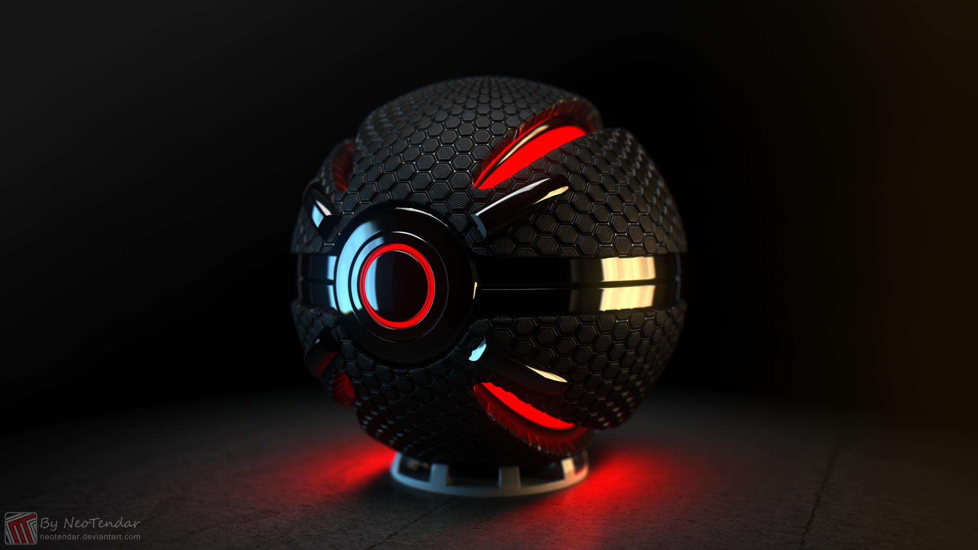 PKMN Unlimited - MasterBall 2.0