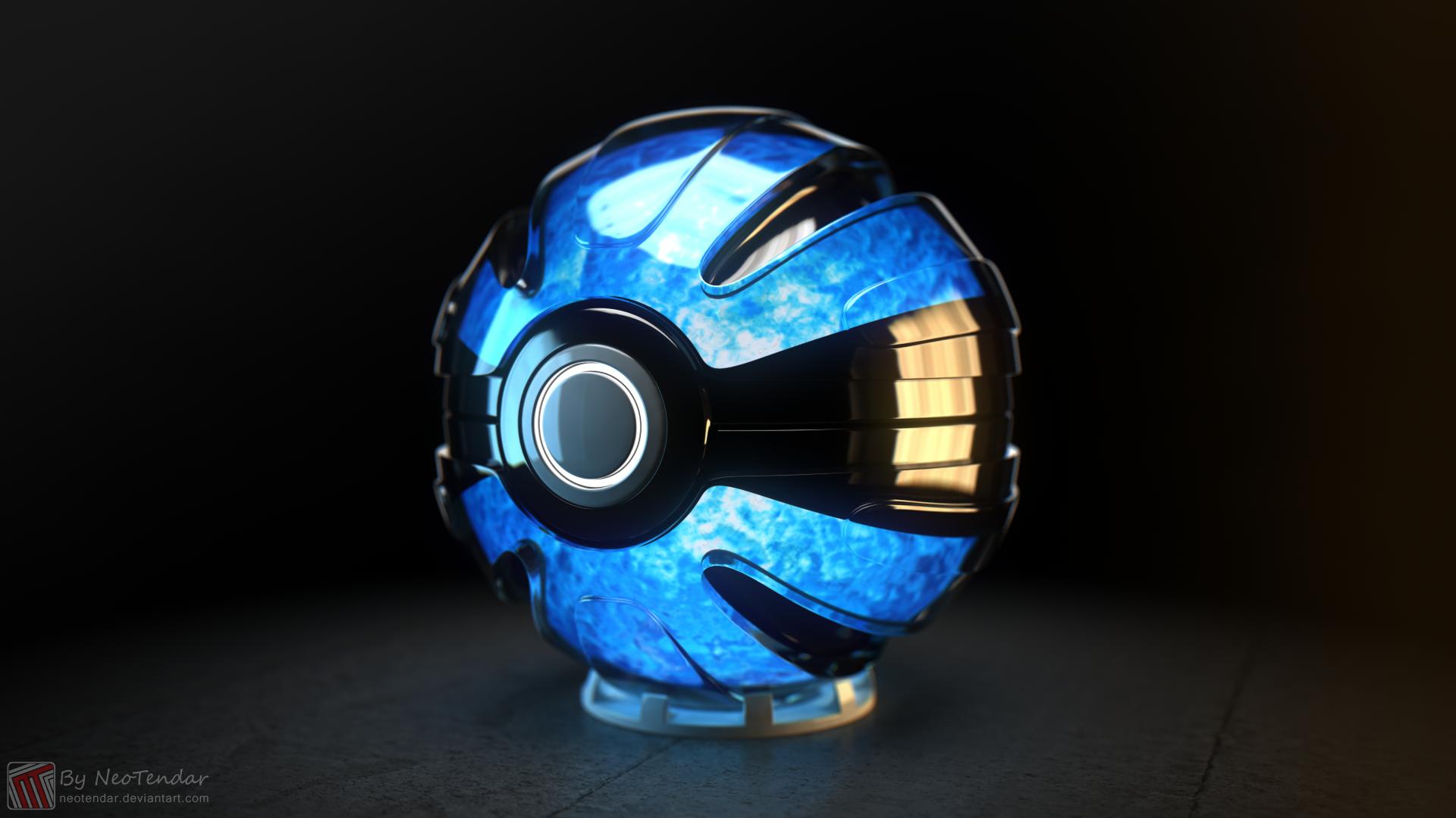 PKMN Unlimited - DiveBall 2.0