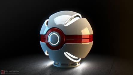 PKMN Unlimited - PremierBall 2.0 by NeoTendar
