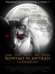Koneko Scantrad movie poster by NeoTendar