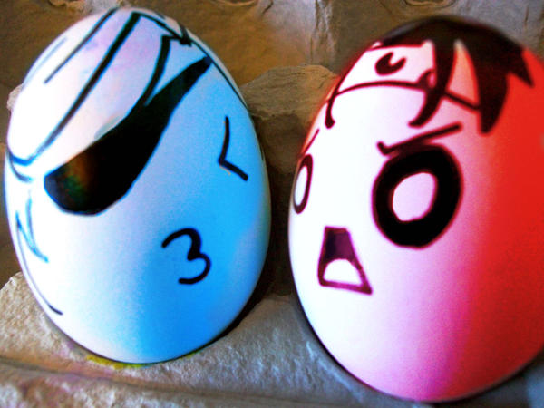 egg27 30 Funny and Clever Emotions Egg Photography by Artist