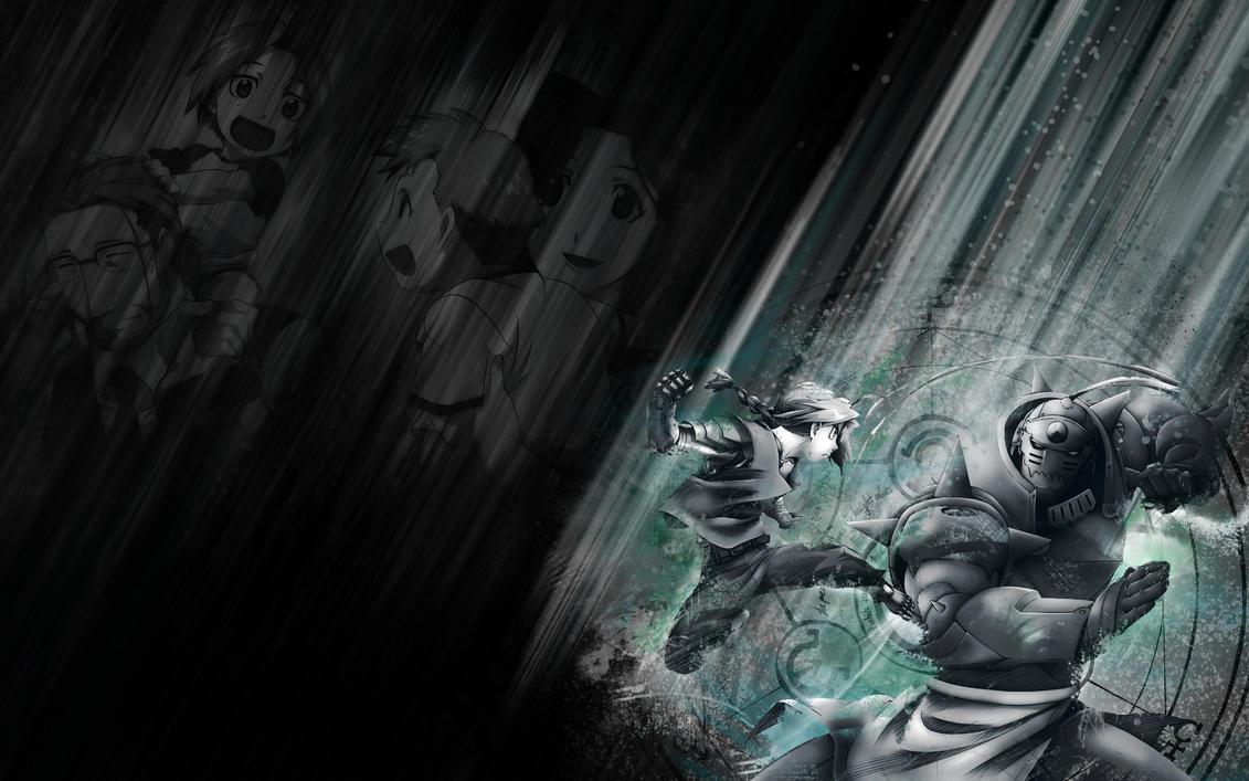 Fullmetal Alchemist Memories Wallpaper By Axiomatic949