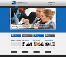Layout for Accounting Firm