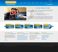 Layout for Life Insurance Company
