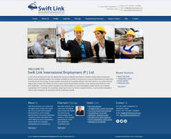 Layout for Employment Company