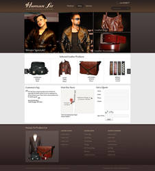 Human Fit Genuine Leather