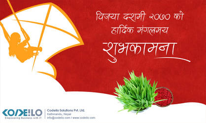 Happy Vijaya Dashami!