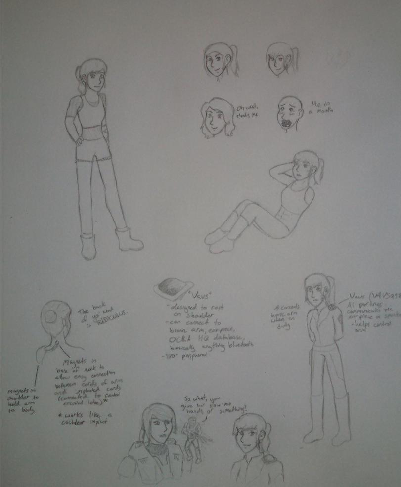 Sres Palk Idea Sheet by DorkyPumpkin