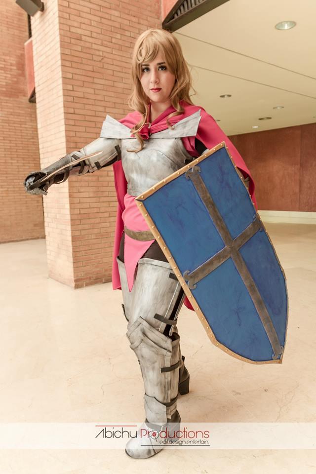 Aurora warrior by MsLizzieLiddell