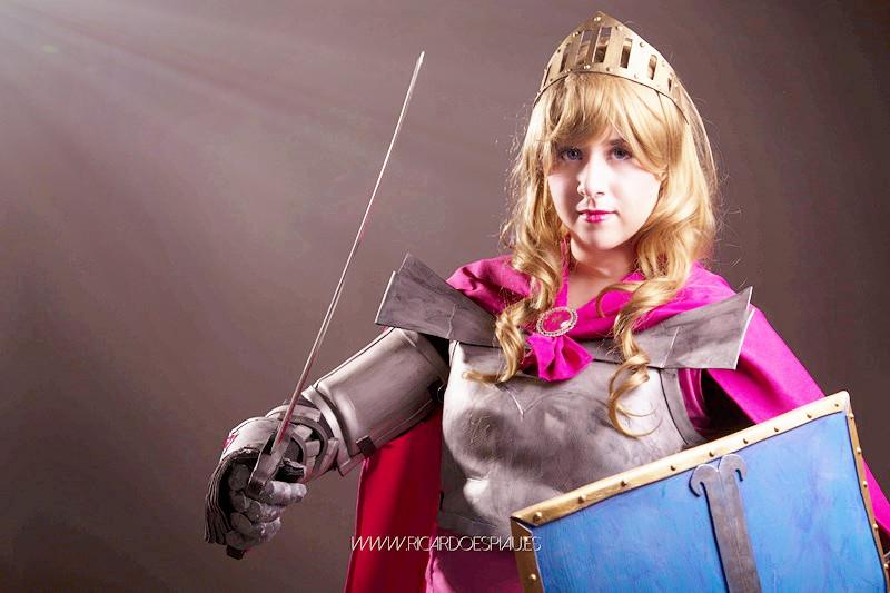 Warrior Aurora by MsLizzieLiddell