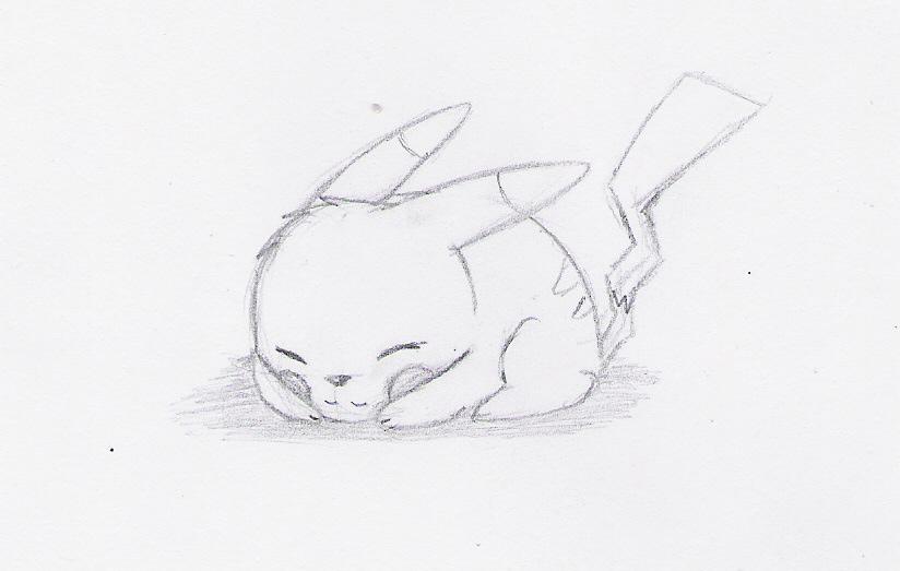 Dibujos A Lapiz De De Pikachu Imagui | sokolvineyard.com