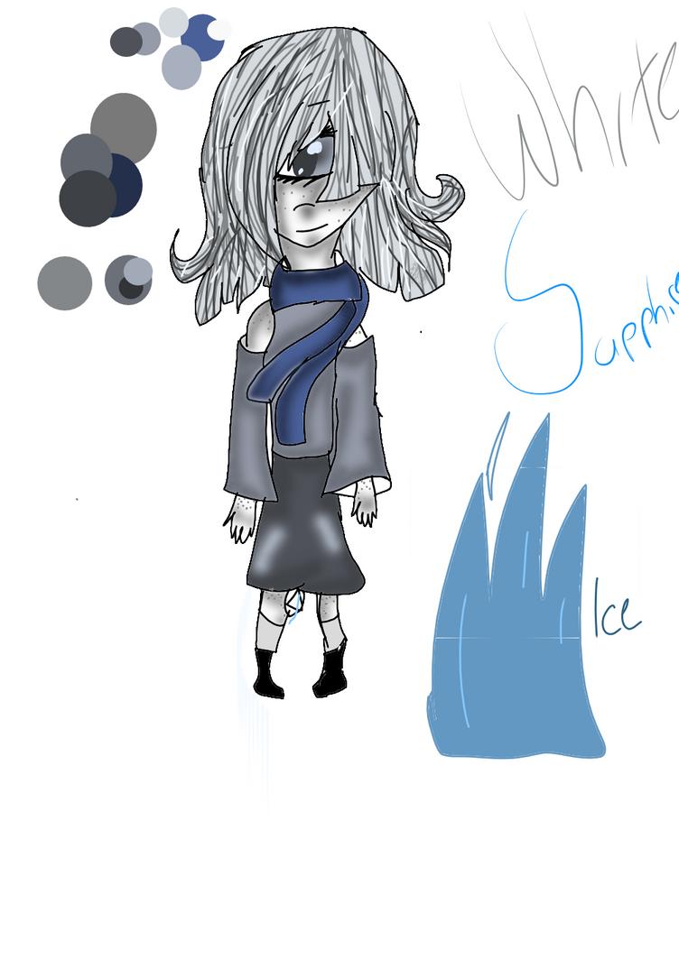 White Sapphire by IloveLeofromTMNT