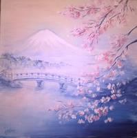 Sakura tree by sstefiart