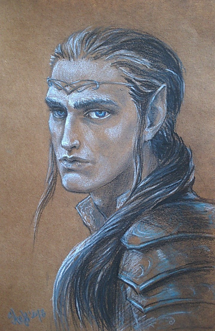 Fingolfin_sketch by sstefiart