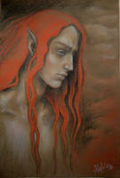 Maedhros by sstefiart