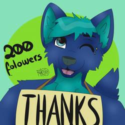 200 ig followers