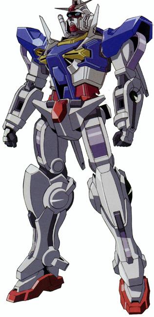 GN-000 II 0 Gundam II by Anzac-A1