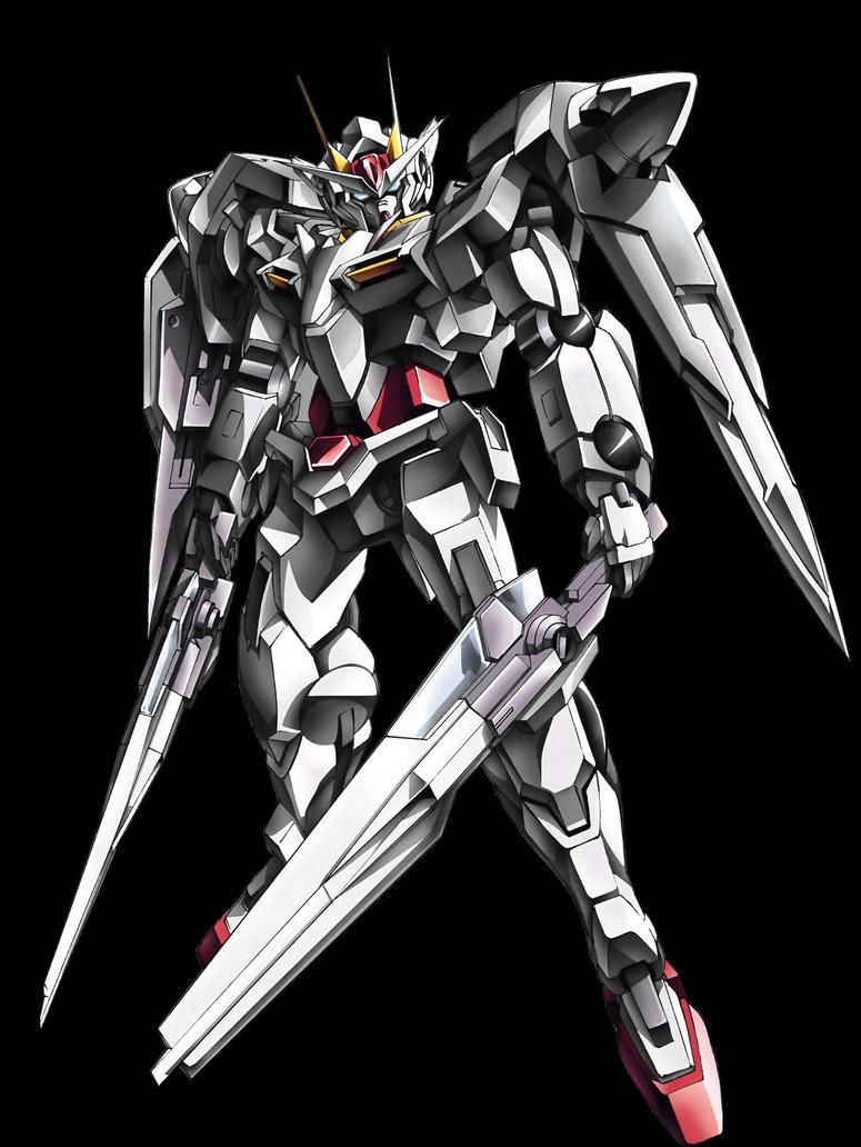 GN-0000 00 Gundam - O'Driscoll House by Anzac-A1