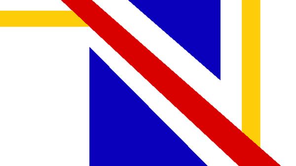 New Zealand Flag - 2012 Anzac-A1 Design by Anzac-A1