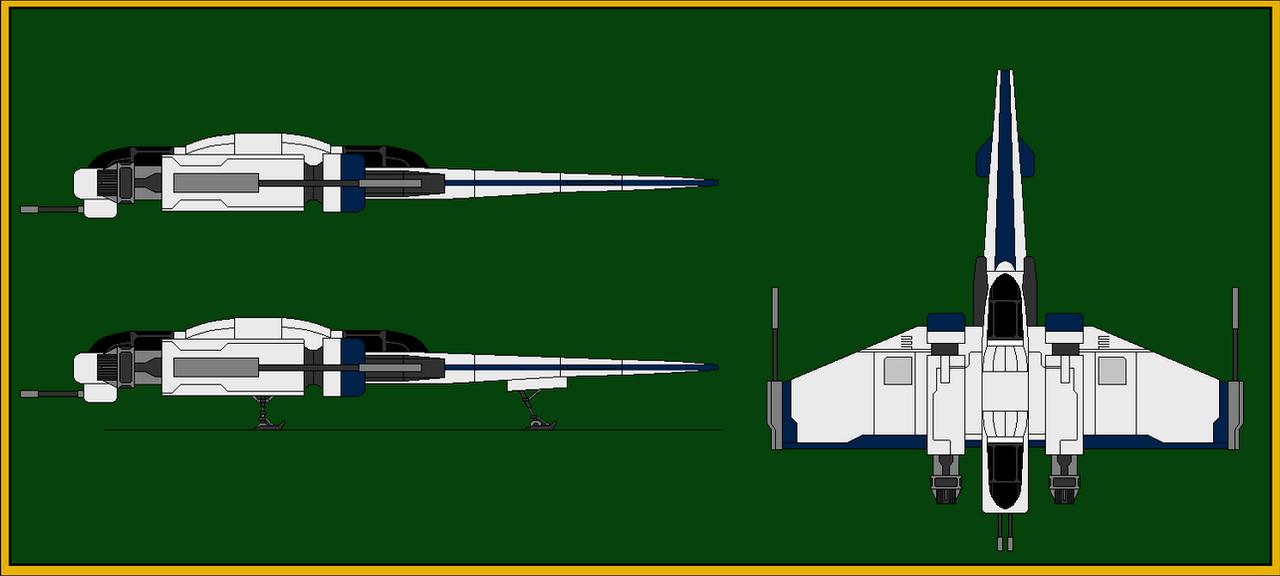 Z-95 Twin Hunter  by Anzac-A1