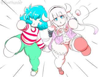 team kawaii by FlySunMoon