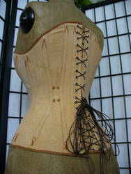 Onion corset - back by Anique-Miree