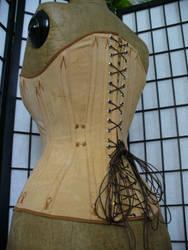 Onion corset - back