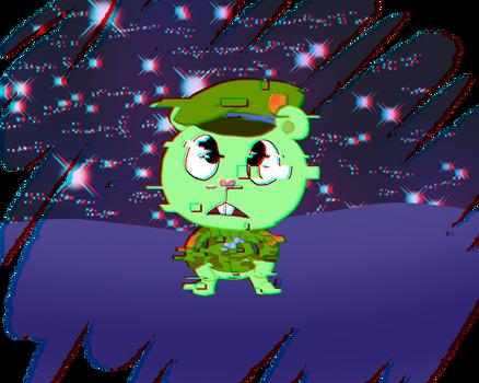 Happy Tree Friends: 3rd Dimension Stars