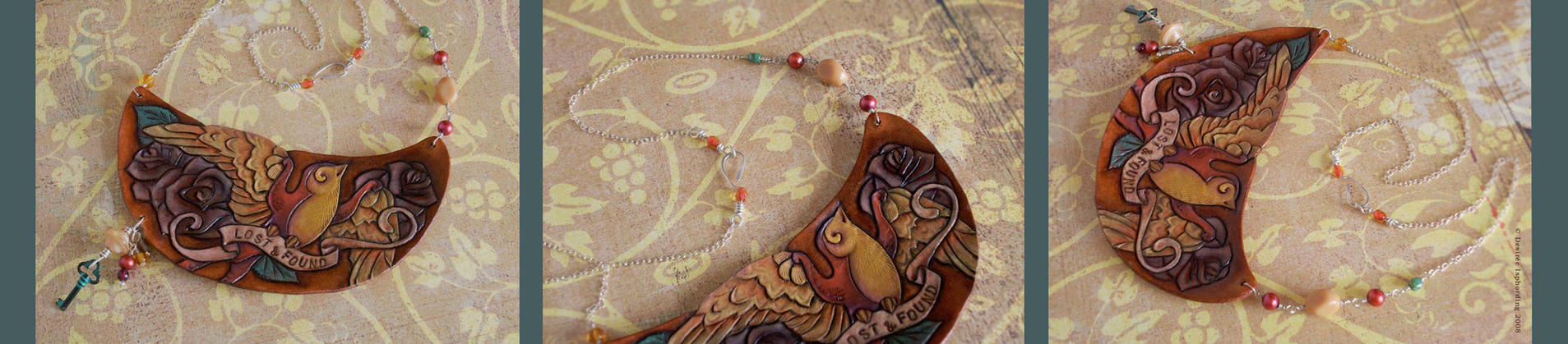 Lost + Found by phee-adornments
