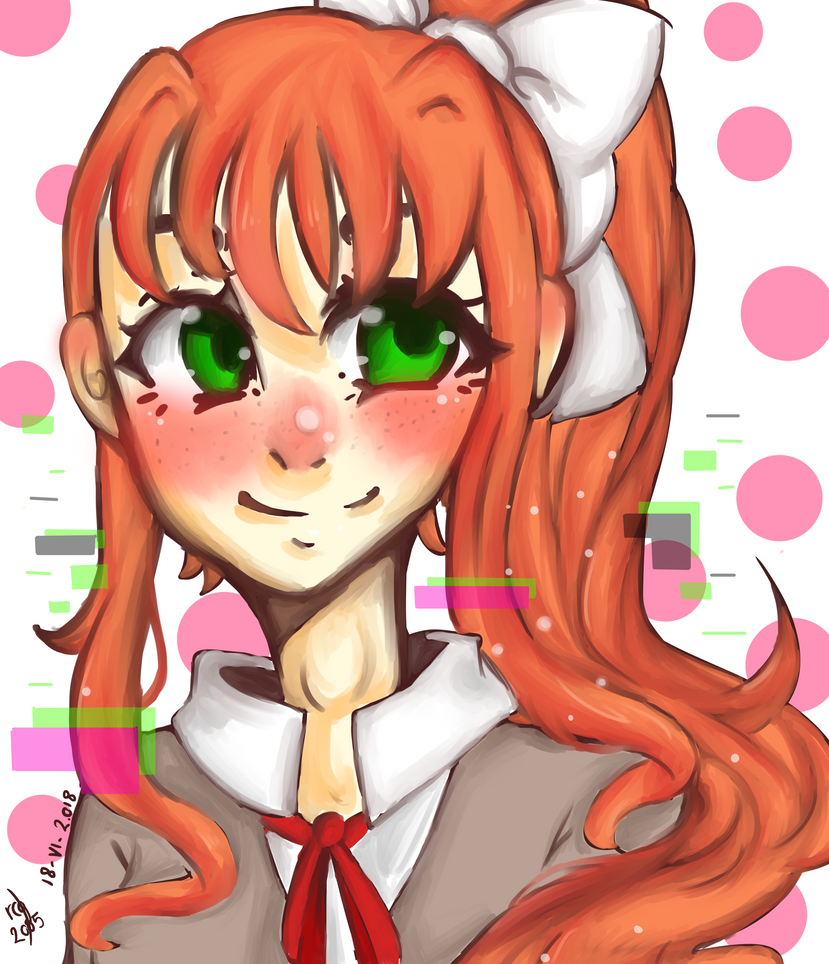 Just Monika [DDLC] by rcg2005